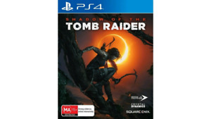 Shadow of the tomb raider for sale or trade for spiderman