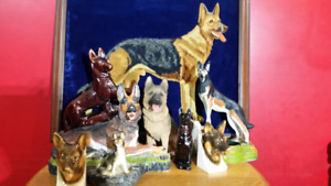 GERMAN SHEPHERD COLLECTABLES