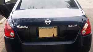 2004 Nissan maxima for sale $1500 or obo