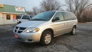 2007 Dodge Grand Caravan STOW / GO *** LOW KM *** CERT $5495