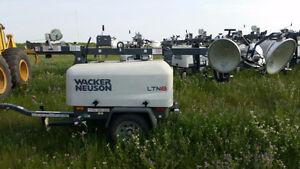 Light Plants, Generators, Water Pumps & Truck Boxes