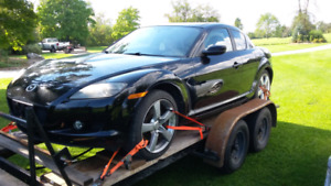 2008 mazda rx8 safetied and etest