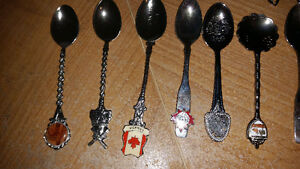 33 AWESOME SPOONS MOSTLY FROM CANADA EVEN HAS THE PRINCE!!!!!!!! London Ontario image 7