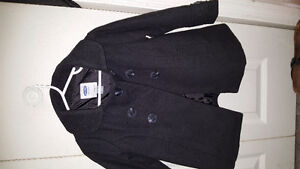 Brand new double breasted wool coat toddler 2T girls