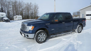 2012 Ford F-150 SuperCrew XTR Pickup Truck
