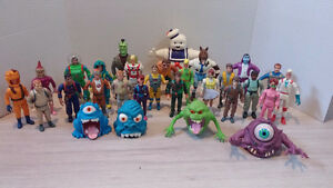 The real ghostbusters 1984 lot