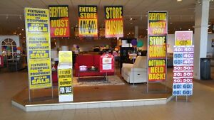 Store Closing Sale-Everything Must GO!