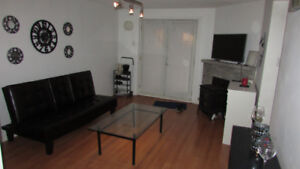STUDIO APARTMENT FOR RENT IN PICKERING AVAILABLE NOV. 1ST