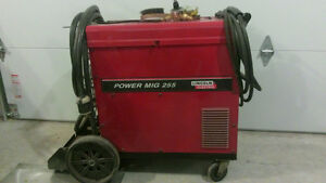 Lincoln Electric Power Mig 255