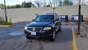 2004 Volkswagen Touareg SUV, Crossover