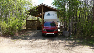 RV Lot and Trailer For Sale - Lac Sante