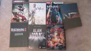 Various Strategy Guides