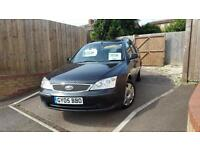 Ford Mondeo 1.8 2005 LX only 50 k miles from new fsh mot service and warranty