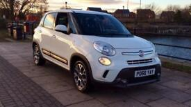 2016 Fiat 500L 1.3 Multijet 95 Trekking with Manual Diesel Hatchback