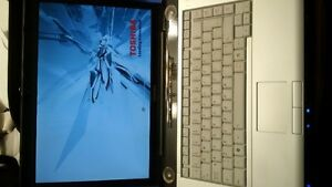 Toshiba satellite A200 laptop