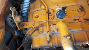 4 cylinder perkins diesel engine  50 hp