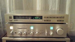 Yamaha A-760 Amplifier w\ T-15 Tuner