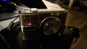 Panasonic DMC-LS86 Digital camera