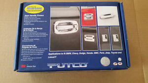 PUTCO CHROME DOOR HANDLE COVERS