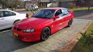 2001 VX SS Commodore 6spd manual for swaps. Forestville Warringah Area Preview