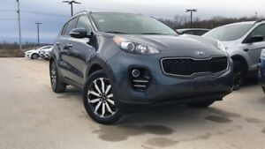 2019 Kia Sportage EX 2.4L I4 AWD LEATHER HEATED SEATS / STEERIN.