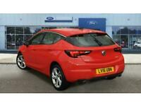 2016 Vauxhall Astra 1.6T 16V 200 SRi Nav 5dr Petrol Hatchback Hatchback Petrol M