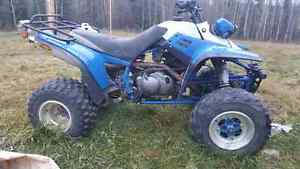 Two complete yamaha warriors (reduced)