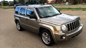 2008 Jeep Patriot North SUV 4x4 with Heated Seats