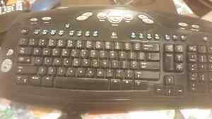 MOVING SALE Logitech wireless keyboard and mouse