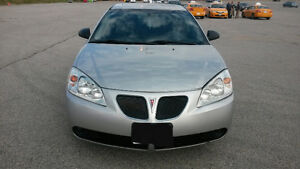 2005 Pontiac G6 SE Sedan Safety & E test.