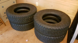 P265/70R16 - Toyo Open-Country AT-2's Truck tires