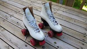 Vintage Xcaliber Precision Roller Skates –Ladies size 6