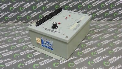 Used Russelectric Inc. 1060fa Auto Synchronizer Module 4500-1443