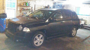 LOW KMs 2008 Jeep Compass (sell or trade)