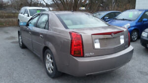 2006 Cadillac CTS 3.6L, Leather, Power Seats, Certified.