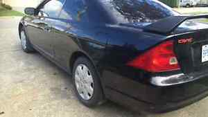 2002 Honda Civic Lx Coupe (2 door)