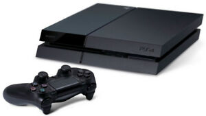 Good Condition 500gb PS4