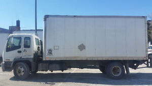 FOR SALE GMC 7500 STRAIGHT TRUCK 2002 $7500