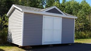 Winter Special-10x16 Sheds Now 2900$