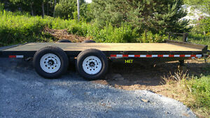 **Just Arrived**2016 big tex HD Equipment trailer
