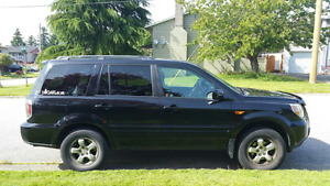 **Price reduced to sell** 2008 Honda Pilot EX-L SUV, Crossover