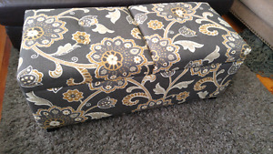 Gorgeous storage ottoman for sale