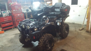 2009 grizzly 700 4x4