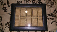 Fossil - 10 piece Black Leather Watch Box - Model SML114