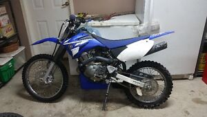 YAMAHA TTR 125 BIG WHEEL