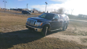 2011 Ford f150 4x4 in excellent condition.