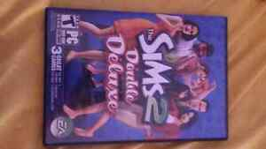 The Sims 2 Double Deluxe for  PC