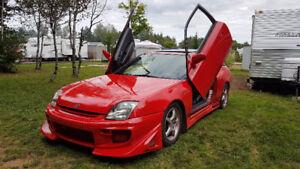 2000 Honda Prelude Type SH Coupé (2 portes)