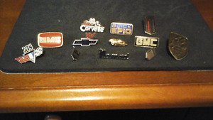 GM @ GMC  Lapel Pins