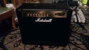 Amplificateur guitare marshall mg 30fx
